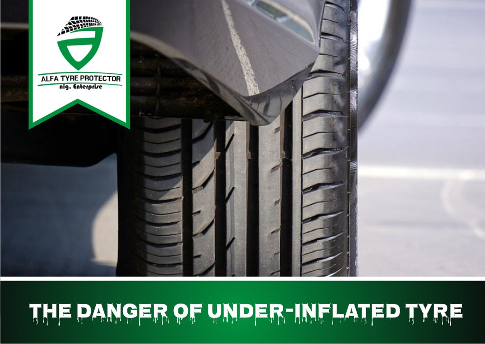 The Danger of Under-inflated Tyre