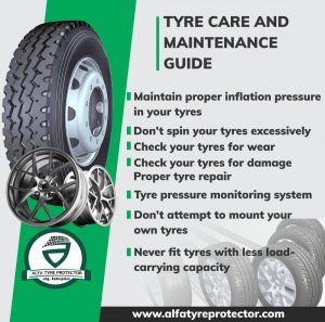 Tyre Care and Maintenance guide