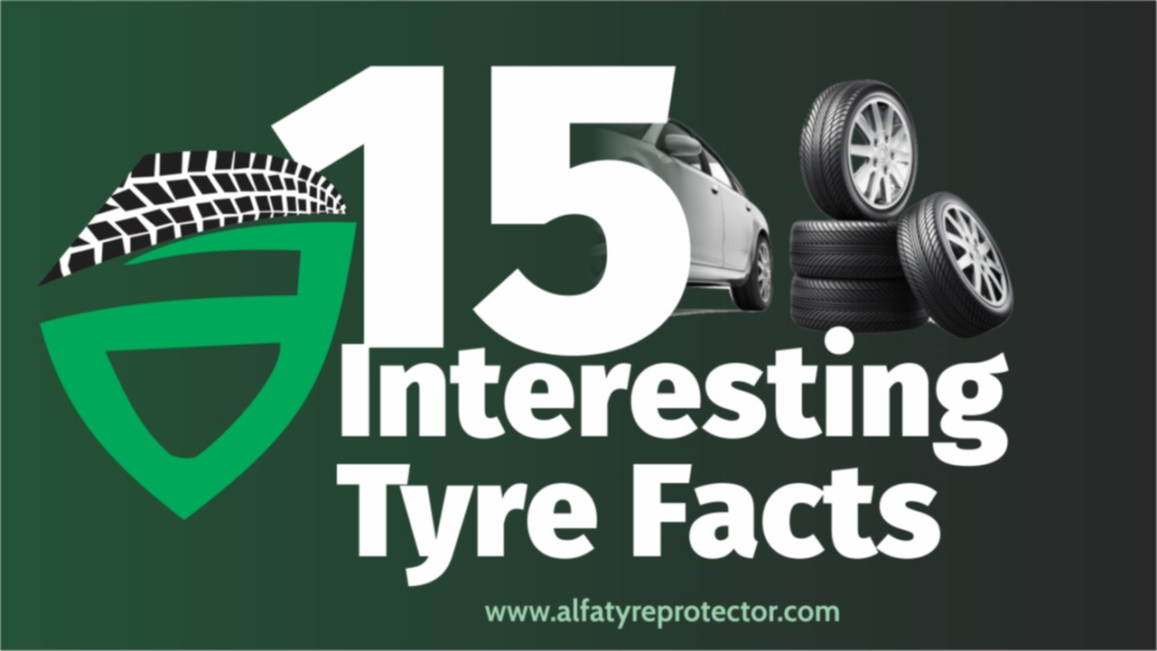 15 interesting tyre facts