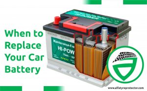 when to replace car battery