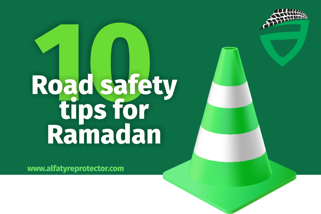 10 road safety tips for Ramadan