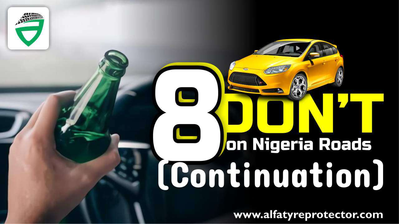 dont on nigeria road